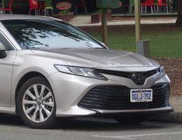 photo de Toyota Camry 8