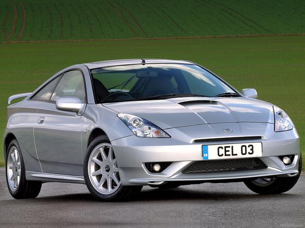 Toyota Celica 7 Ts