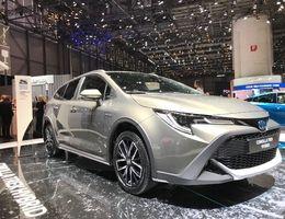 Toyota Corolla 12 Trek