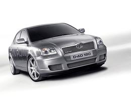 Toyota D-4d 180 Concept