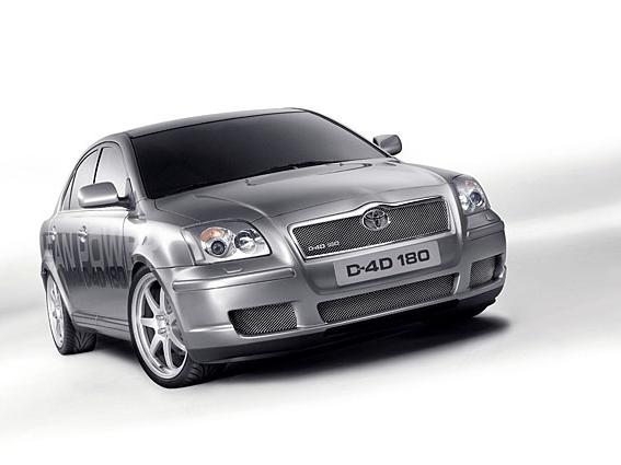 ToyotaD-4d 180 Concept