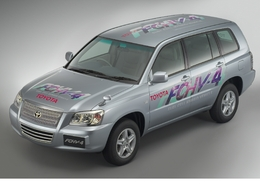 Toyota Fchv-4