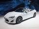 Tout sur Toyota Gt86 Cabriolet Concept