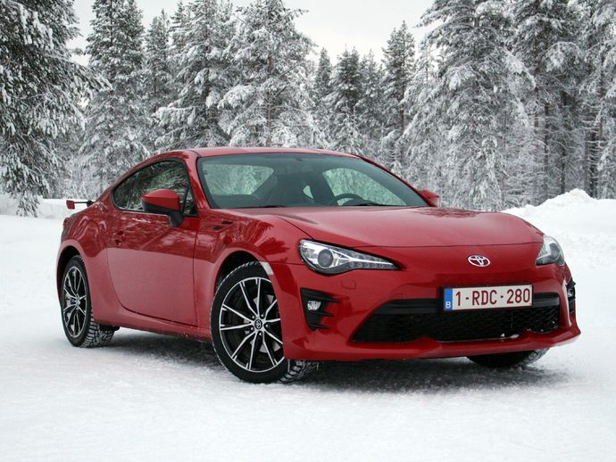 Photo TOYOTA GT86