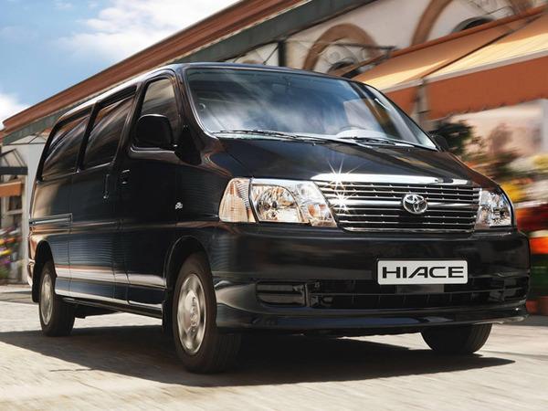 Toyota Hi Ace 3