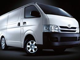 Toyota Hi Ace Fourgon