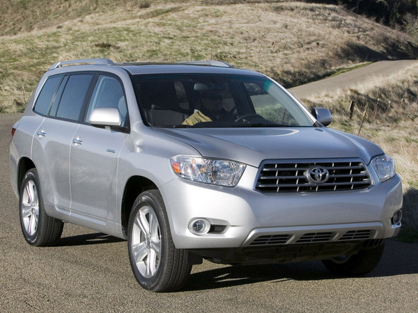 Photo toyota highlander 2012