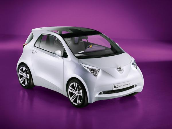ToyotaIq Concept