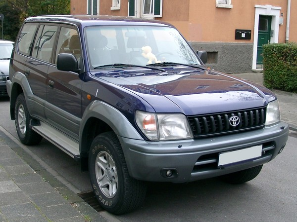 Toyota Land Cruiser Serie 90