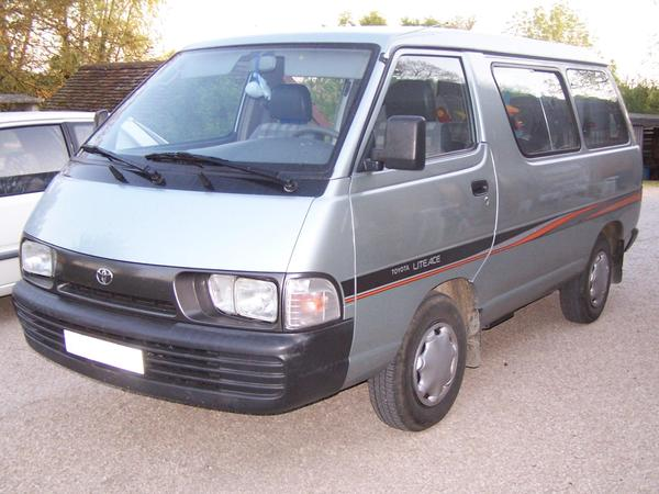 Photo toyota lite ace 1989