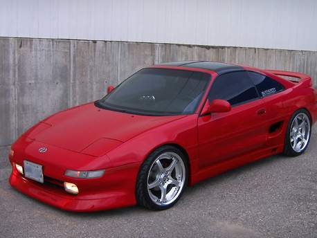 Toyota Mr 2