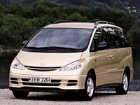 photo de Toyota Previa 2