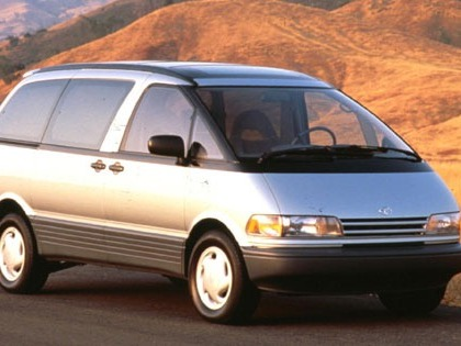Photo toyota previa 1992