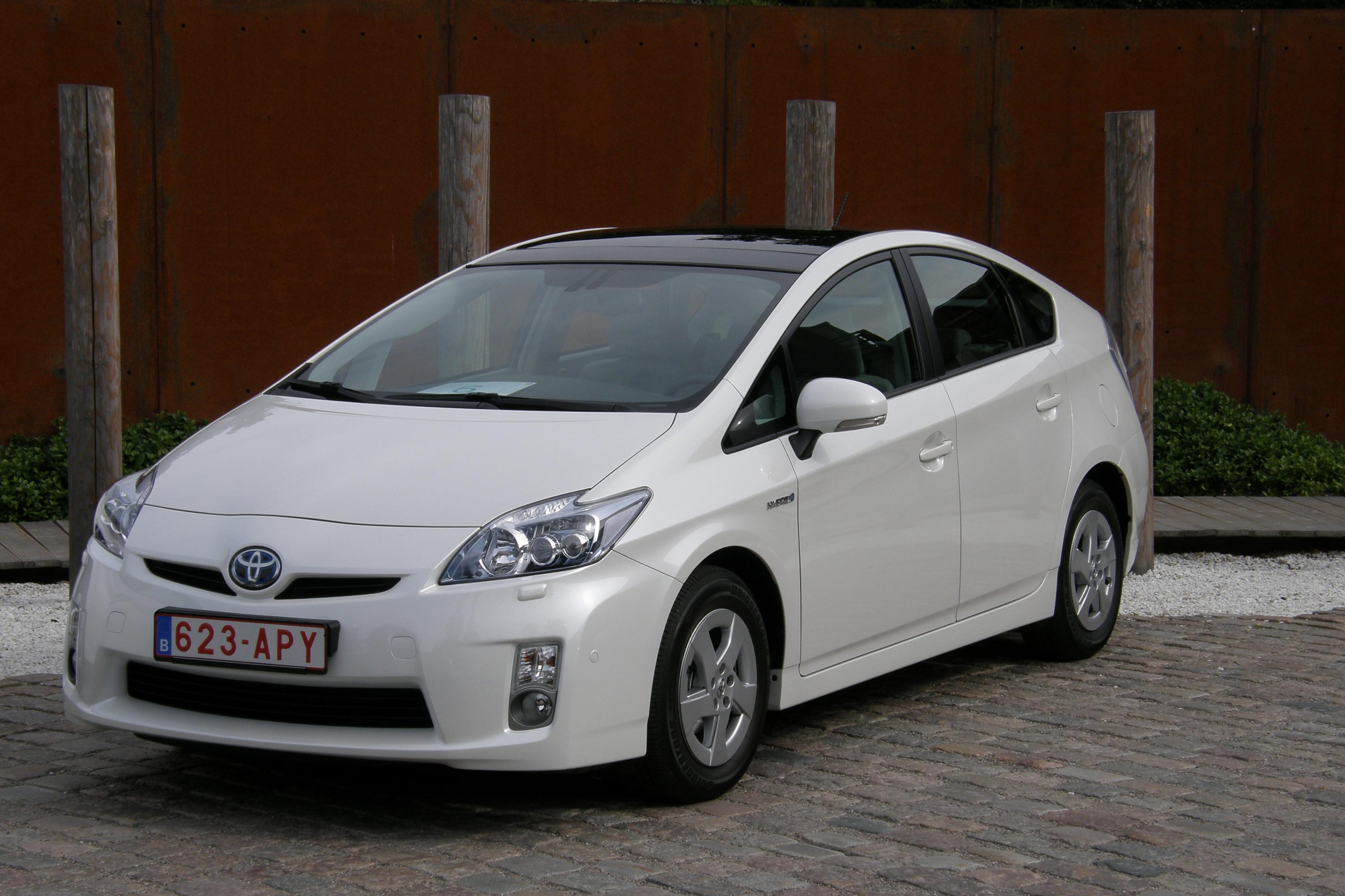 Toyota Prius 3 Essais Fiabilit 233 Avis Photos Prix