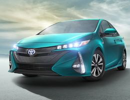 Toyota Prius 4 Rechargeable