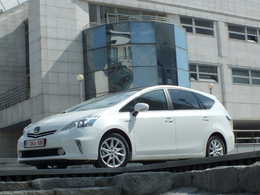 photo de Toyota Prius+