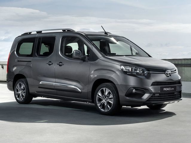 Photo TOYOTA PROACE CITY VERSO