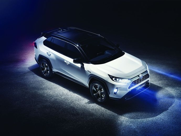 Photo toyota rav 4 2019