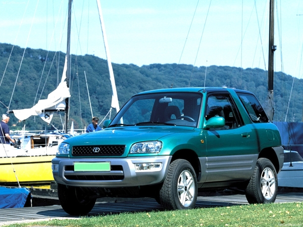 Photo toyota rav 4 1995