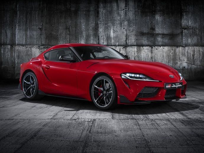Photo TOYOTA SUPRA