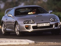 photo de Toyota Supra Mkiv
