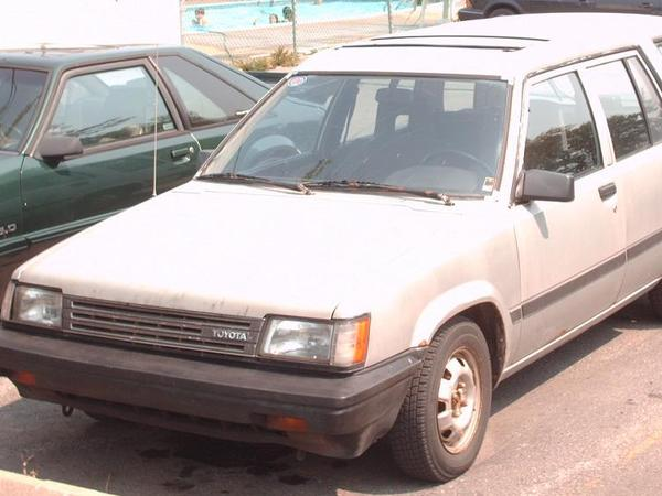 Photo toyota tercel