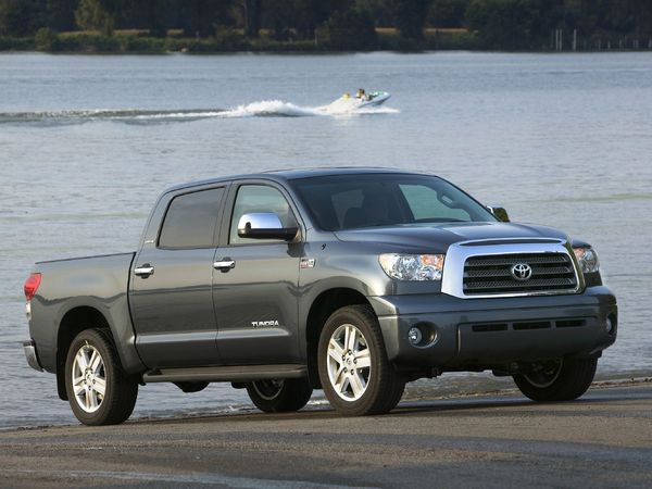 Photo toyota tundra