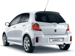 Toyota Yaris 3 Affaires