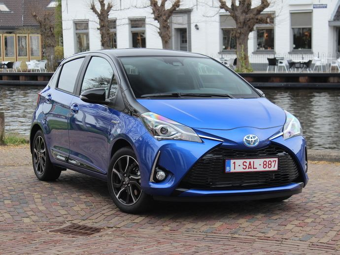 Photo toyota yaris 2016