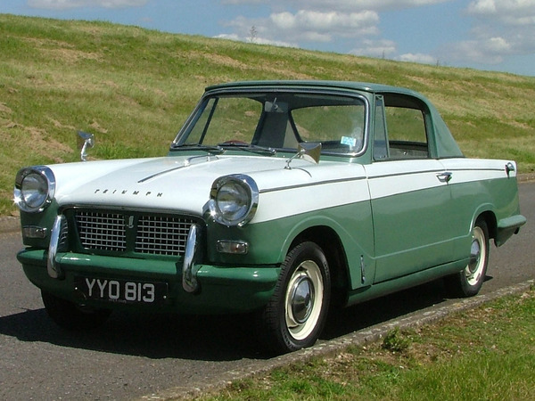 argus triumph herald 1968 cabriolet. Black Bedroom Furniture Sets. Home Design Ideas