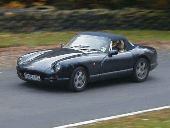 Photo tvr chimaera 1997