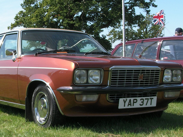 Vauxhall Vx