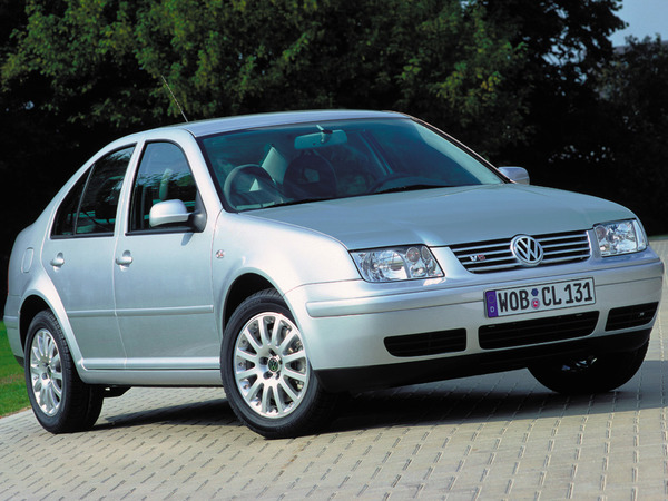 Photo volkswagen bora 2003