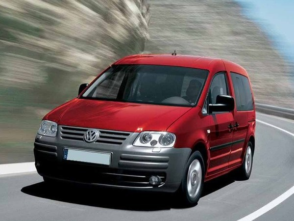 Photo volkswagen caddy 2009