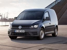 Volkswagen Caddy 4 Fourgon