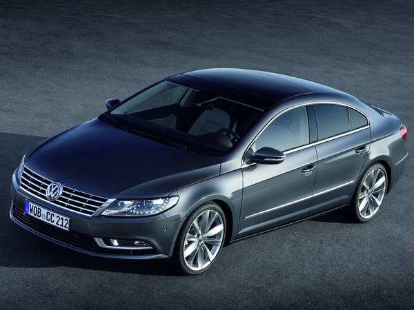 Photo volkswagen cc 2017