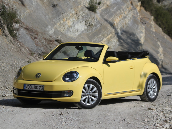 argus volkswagen coccinelle 2013 cabriolet 1 6 tdi 105 50 s edition. Black Bedroom Furniture Sets. Home Design Ideas