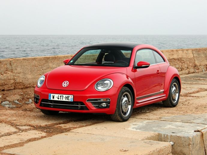 Photo volkswagen coccinelle 2015