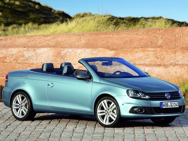 Photo volkswagen eos 2011