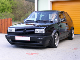 Volkswagen Golf 2 G60