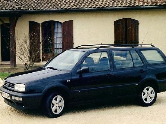 Photo volkswagen golf 1998