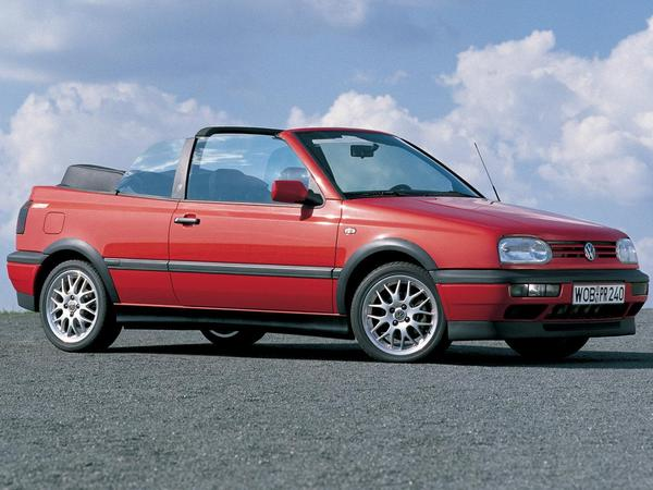 Photo volkswagen golf 1997