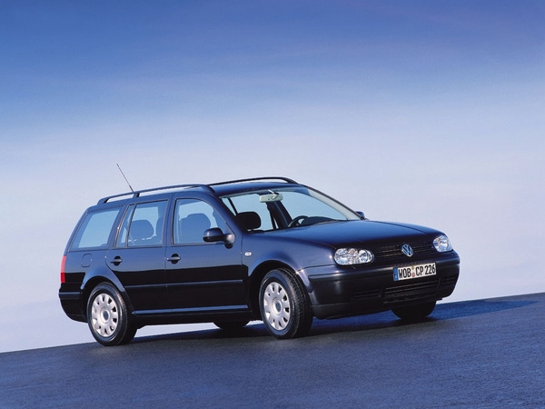 Photo volkswagen golf 2000