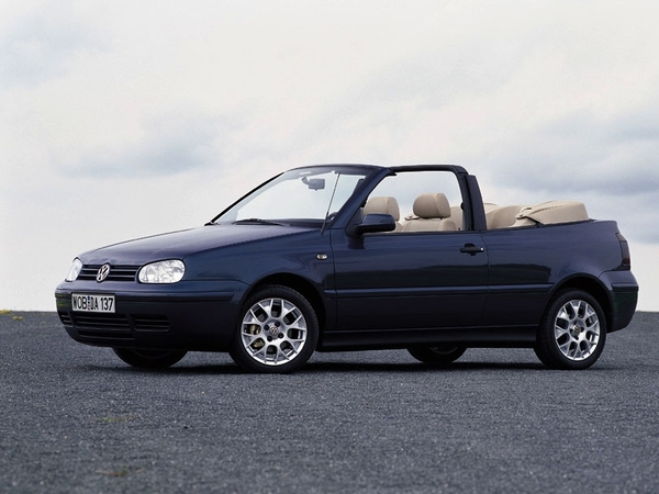 Modele Volkswagen Golf 4 Cabriolet on 1999 vw cabriolet