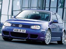 photo de Volkswagen Golf 4 R32