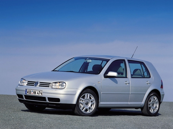Photo volkswagen golf 2004