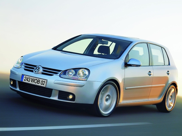 Photo volkswagen golf 2005