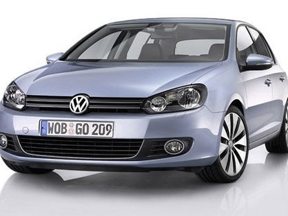 Photo volkswagen golf 2009