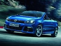 photo de Volkswagen Golf 6 R Cabriolet