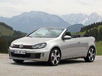 photo de Volkswagen Golf 7 Gti Cabriolet